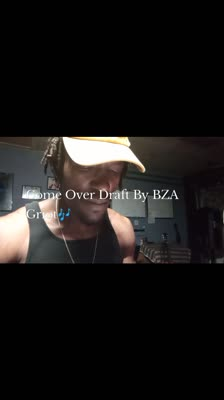 Come Over Draft By BZA Griot🎶