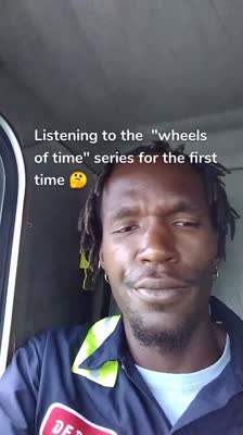"""Listening to the  """"wheels of time"""" series for the first time 🤔"""