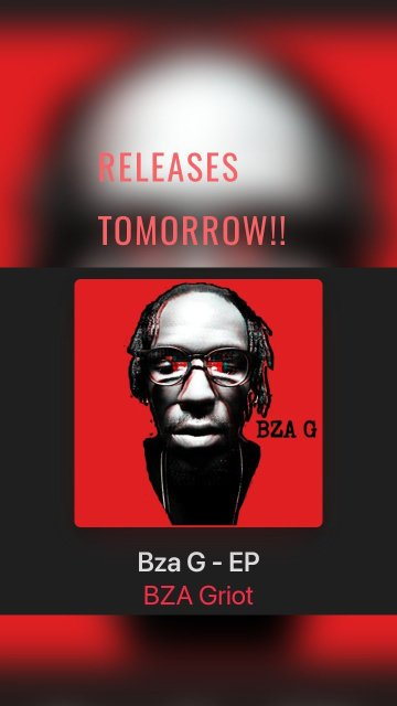 Releases Tomorrow!!